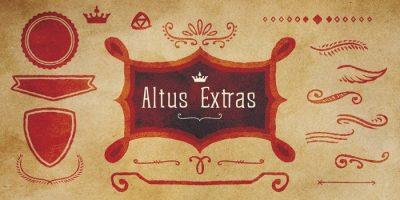 Altus FONT.VIETDESIGNER.NET 3