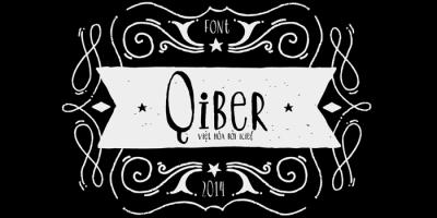 Qiber FONT.VIETDESIGNER.NET 1