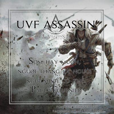 UVF Assassin Vietdesigner.net
