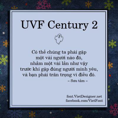 UVF Century 2 Vietdesigner.net