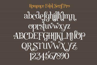 MTD Romance Fatal Serif Pro 02